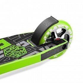 Трюковый самокат MGP (Madd Gear) Kick KAOS (зеленый) 8+